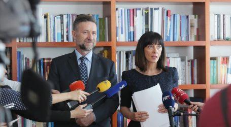 """DIVJAK: """"Postupak dekana Barišića pokušaj pritiska i zastrašivanja"""""""