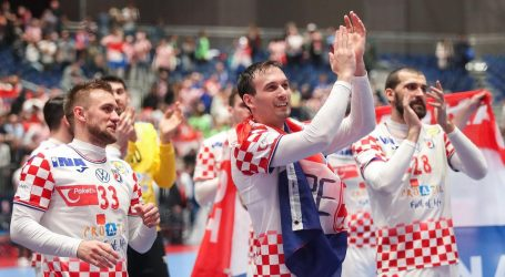 Hrvatski rukometaši drugi krug otvaraju s Austrijom
