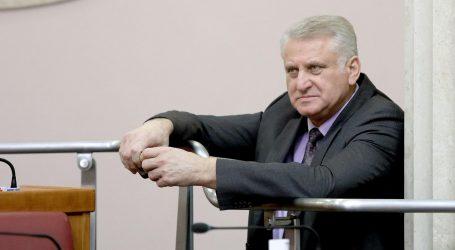 Zastupnik Franjo Lucić ne smatra se krivim za nuđenje mita novinaru Dragi Hedlu