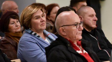 Željka Markić mora platiti kaznu zbog zida koji je podigla uz vilu na Šipanu