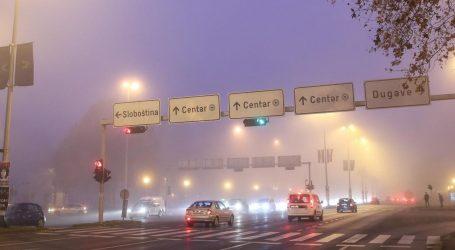 Kvaliteta zraka u dijelovima metropole i dalje vrlo loša