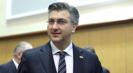"""Plenković objasnio pojam """"tvrde kohabitacije"""""""