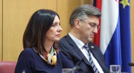 Rasprava o izglasavanja nepovjerenja ministrici Divjak završila noćas iza tri sata