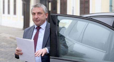 Štromar predložio Hristova, a ne zna zašto mu je Kuščević dao otkaz