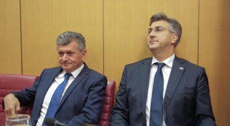 Plenković će sutra odlučiti o Kujundžićevoj ostavci