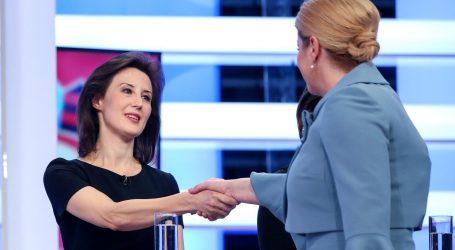 """Dalija Orešković: """"Grabar-Kitarović, izumiteljica neopravdanih putovanja i izmještanja ureda"""""""