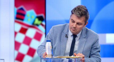 Dario Juričan uputio 'ljubavno pismo' Davoru Bernardiću