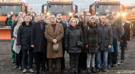 BANDIĆ 'Zagrebačka Zimska služba spremno dočekuje eventualni snijeg'