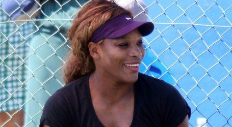 WTA AUCKLAND: Serena Williams osvojila prvi naslov kao majka