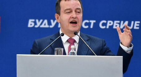 Beograd i Podgorica nisu uspjeli uzajamno uručiti prosvjedne note