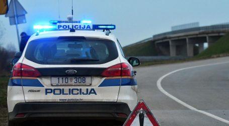 Policija objavila detalje nesreće kod Požege u kojoj je poginuo policajac
