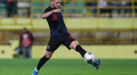 Pogotkom Rebića Milan slavio kod Brescije