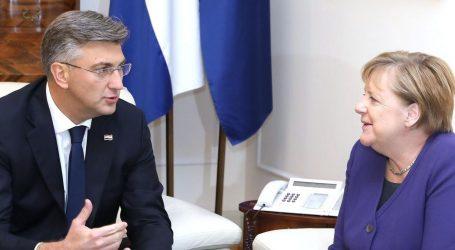 Premijer Plenković u radnom posjetu Njemačkoj