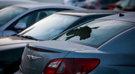 U razbijačkom pohodu u Splitu oštetio više od dvadeset automobila