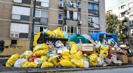 Od 1. travnja cijena fiksnog dijela odvoza otpada u Zagrebu smanjuje se sa 68,57 na 48 kuna