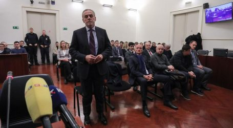 Zašto su Bandić i Pripuz sa suda izašli na stražnji izlaz?
