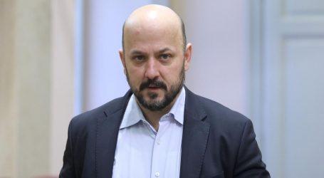 Maras pozvao kandidate za ravnatelja Dječje bolnice Srebrnjak da podrže Nogala