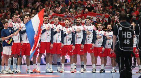 Hrvatska osigurala nastup na Svjetskom rukometnom prvenstvu