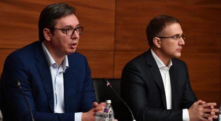 """Stefanović: """"Vučić i Đukanović razgovarat će o smirivanju napetosti"""""""