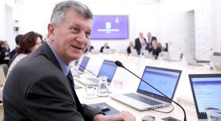 Novaković potvrdila da je Kujundžić dostavio imovinsku karticu, KUJUNDŽIĆ 'Spreman sam stati pred institucije, narod i Boga'