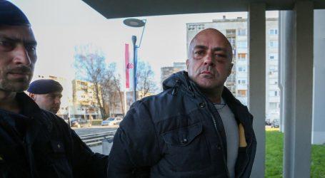 Leon Lučić priveden u DORH, vikao i psovao