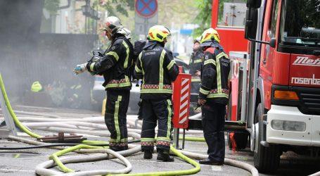 Opet gori pivnica na Trešnjevci, na terenu 14 vatrogasaca