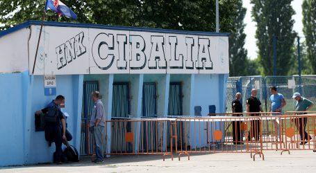 CIBALIA Kronologija (konačnog) pada