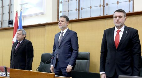 Hrvatski sabor odao počast svim žrtvama holokausta