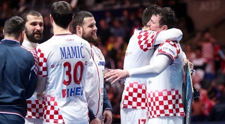 VIDEO: Hrvatski rukometaši burno proslavili ulazak u finale EURA