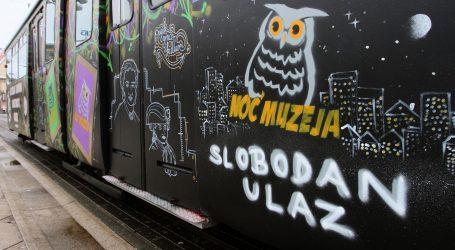 U Noći muzeja u Zagrebu besplatni javni prijevoz u izvanrednim linijama