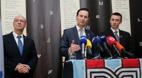 Kovač, Penava i Stier zajednički na izbore u HDZ-u: 'Mi smo opcija za promjene'