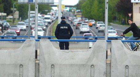 Policija upozorava građane Zagreba – pripremite se na gužve i zastoje