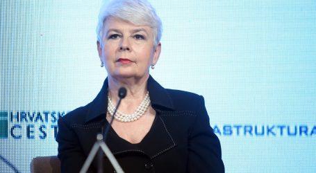 "KOSOR: ""Prva žena ministrica bila je Mintas-Hodak, a ne Grabar-Kitarović"""