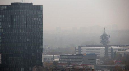 Stiglo je novo upozorenje Zagrepčanima zbog zagađenja zraka