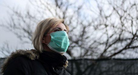 U Zagrebu porasla prodaja zaštitnih maski za lice