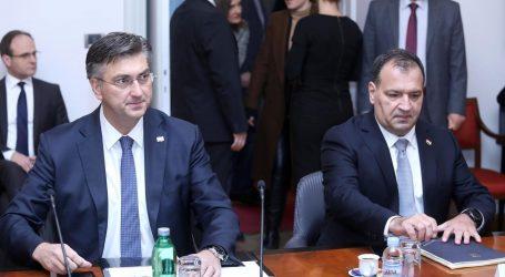 Premijer saborskom Odboru predstavio kandidata za novog ministra zdravstva dr. Beroša