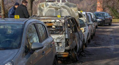 ZAGREB: Vatra progutala BMW i proširila se na još dva vozila