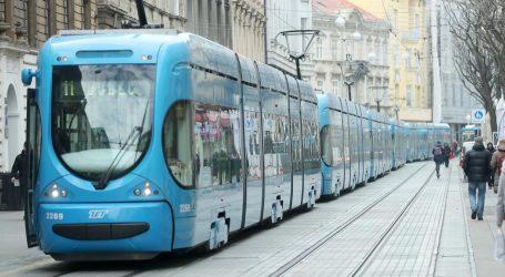KVAR NA MREŽI: Prometni kaos u Zagrebu, tramvaji stoje zbog kvara