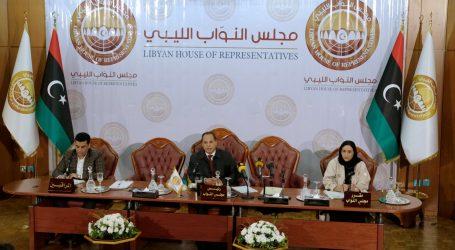 Libijski parlament traži prekid odnosa s Turskom