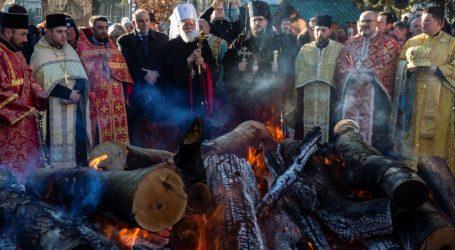 Badnjak u Crnoj Gori bez incidenata