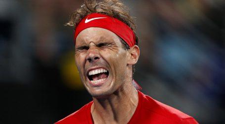 ATP KUP Nadal odveo Španjolsku u finale