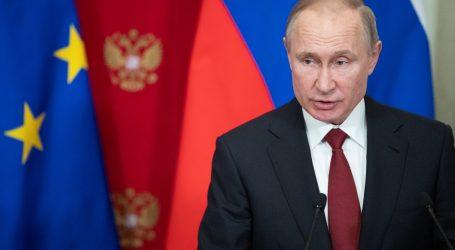 Putin čestitao Milanoviću i pozvao ga u Moskvu na obilježavanje Dana pobjede