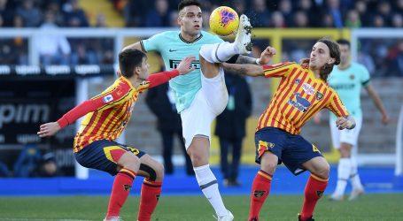 Lecce zaustavio Inter