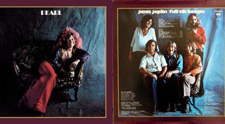 "U siječnju 1971. objavljen je ""Pearl"" Janis Joplin"