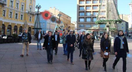 PRIJESTOLNICA KULTURE: 40 stranih novinara posjetilo Rijeku