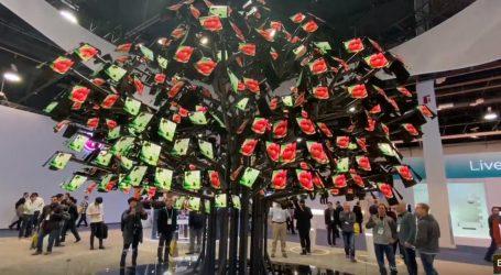 VIDEO: Instalacije na tehnološkom sajmu CES 2020