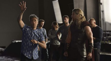 Taika Waititi otkrio početak produkcije filma 'Thor: Love and Thunder'