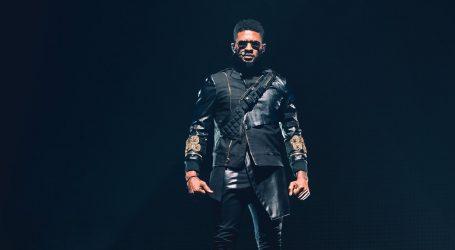 Usher nije mogao izabrati svoju najdražu pjesmu