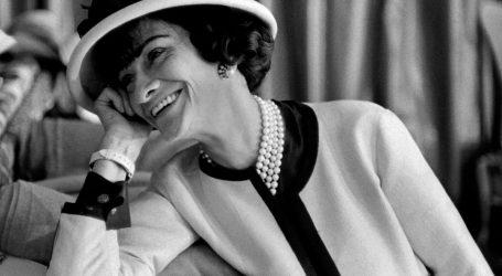 Francuska dizajnerica Coco Chanel umrla je prije 49 godina