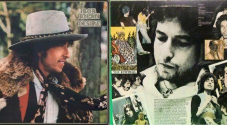 Dylanov album Desire objavljen je u siječnju 1976.